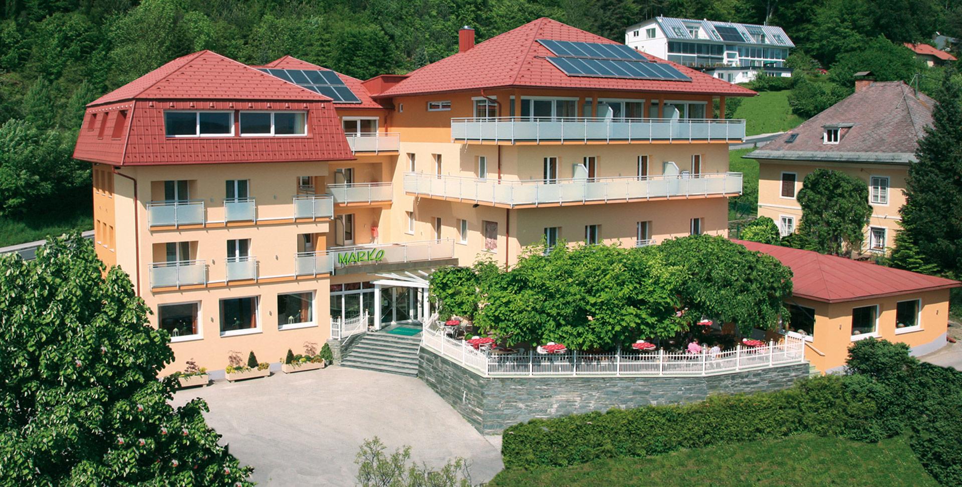 Hotel Restaurant Marko bei Velden am Wörthersee